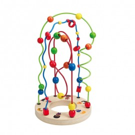 LABERINTO de BOLAS Ring-Around-A-Rosy de HAPE