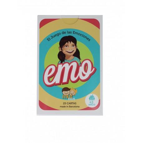 JUEGO de CARTAS EMO de MUT KIDS