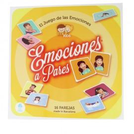 JUEGO de MEMORIA EMOCIONES  a PARES de MUT KIDS