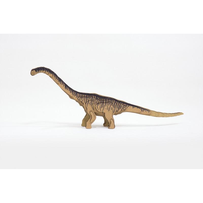 Dodoland Maqueta De Cartón Brontosaurio Junior Ecodukatoys DEH29IW