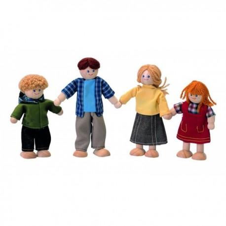 esta familia de muñecos artículados de plantoys te está esperando