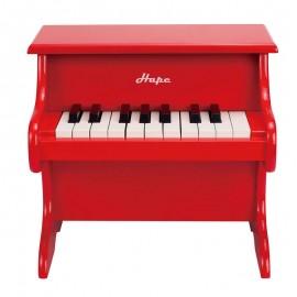PIANO ROJO PARA NIÑOS de HAPE