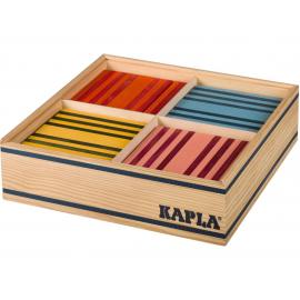KAPLA OCTOCOLOR PLAQUITAS de CONSTRUCCIÓN