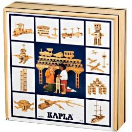 CAJA de 100 PLAQUITAS de CONSTRUCCIÓN KAPLA