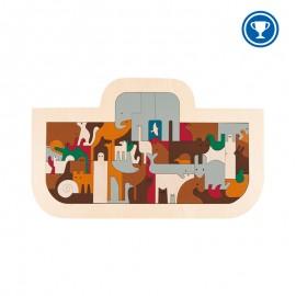 PUZZLE ARCA DE NOE de HAPE