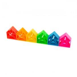 6 HOUSES + 6 KIDS de DËNA TOYS