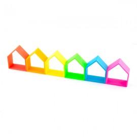 6 HOUSES de DËNA TOYS