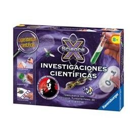KIT de CRIMINOLOGÍA INVESTIGACIONES CIENTÍFICAS DE RAVENSBURGER
