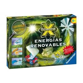 KIT de ENERGÍAS RENOBABLES de RAVESBURGUER
