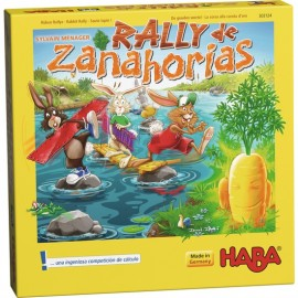 RALLY DE ZANAHORIAS - HABA