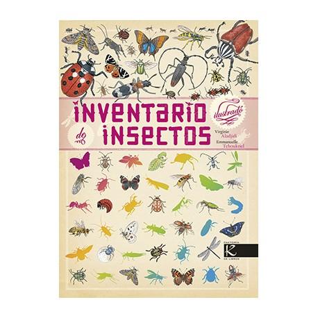 INVENTARIO ILUSTRADO DE INSECTOS – EDITORIAL KALANDRAKA