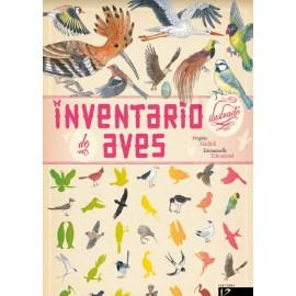 INVENTARIO ILUSTRADO DE LAS AVES - EDITORIAL KALANDRAKA