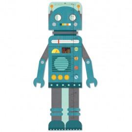 ROBOT AZUL MEDIDOR DE ALTURA – PETIT COLLAGE