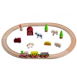 SET TREN DE LA GRANJA - EVEREARTH