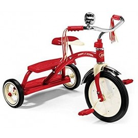 TRICICLO RED DUAL DECK de Radio Flyer
