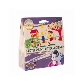 KIT DE PINTURAS EXPERIENCE - NATURAL EARTH PAINT