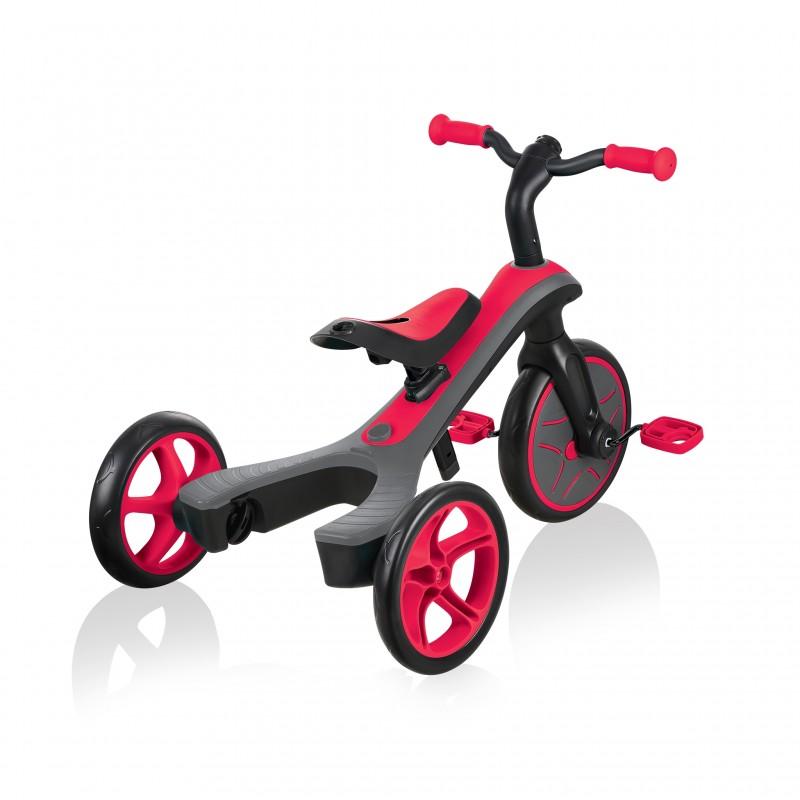 Triciclo evolutivo 2 en 1, se convierte en una bicicleta de