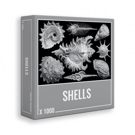 CLOUDBERRIES – PUZZLE SHELLS 1000 PIEZAS