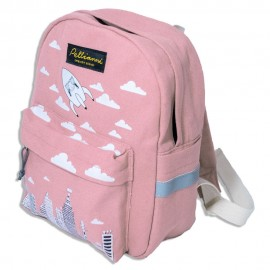 MOCHILA CITY ROSA – PELLIANNI