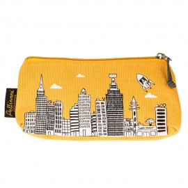 ESTUCHE CITY MOSTAZA – PELLIANNI