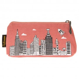 ESTUCHE CITY ROSA – PELLIANNI