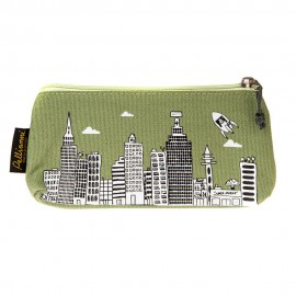 ESTUCHE CITY VERDE – PELLIANNI
