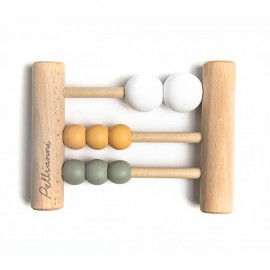 MINI ABACUS MOSTAZA - PELLIANNI