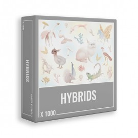 "CLOUDBERRIES – ""HYBRIDS"" PUZZLE 1000 PIEZAS"