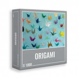 "CLOUDBERRIES – ""ORIGAMI"" PUZZLE 1000 PIEZAS"