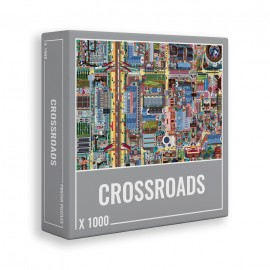 "CLOUDBERRIES – ""CROSSROADS"" PUZZLE 1000 PIEZAS"