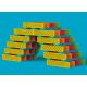 BIOBLO - HELLO BOX RAINBOW MIX 100 piezas