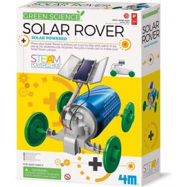 COCHE SOLAR GREEN SCIENCE de 4M