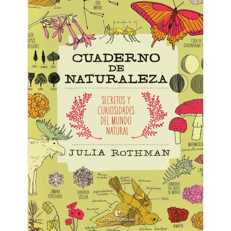 CUADERNO DE NATURALEZA – JULIA ROTHMAN
