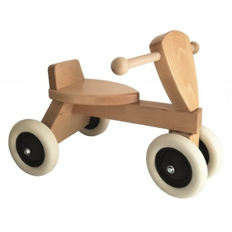TRICICLO MADERA NATURAL – EGMONT TOYS