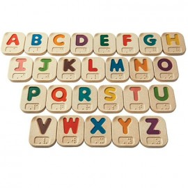 ALFABETO BRAILLE A-Z de PLANTOYS